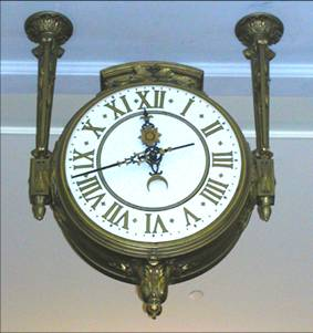 South Lightcourt Clock
